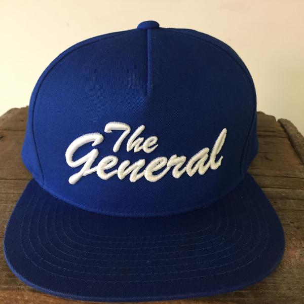 The General Snapback Hat