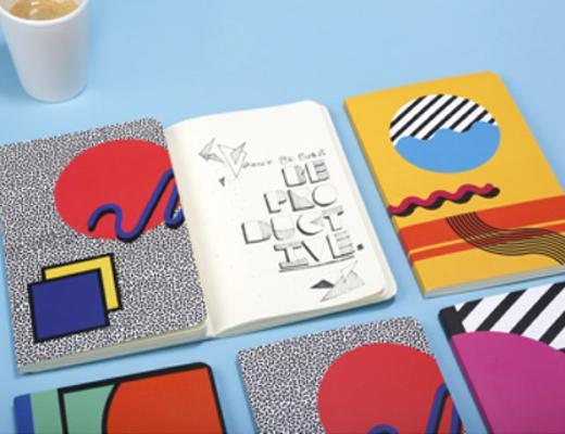 New Wave Note Books