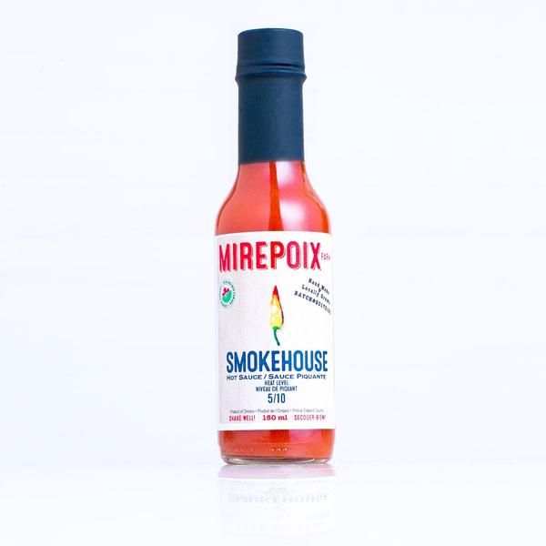 Smoke House Hot Sauce