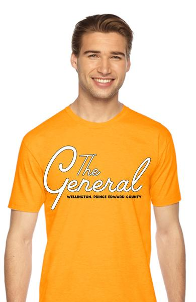 The General Tee (Gold)